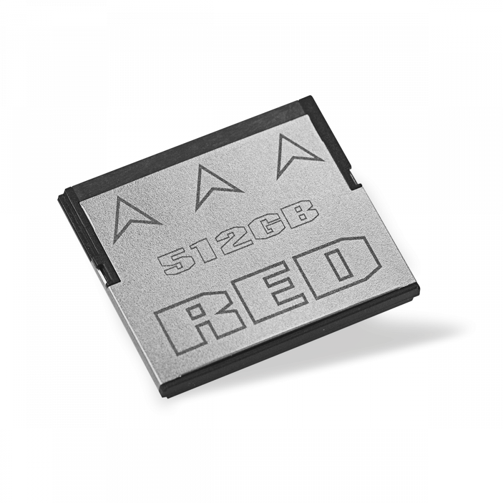 RED PRO CFAST 512GB