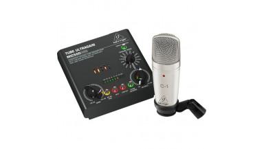 Студійні мікрофони